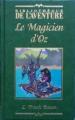 Couverture Le magicien d'Oz Editions Fabbri (Bibliothèque de l'Aventure) 1997