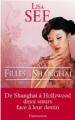 Couverture Filles de Shanghai Editions Flammarion 2010