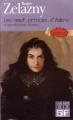 Couverture Le Cycle des Princes d'Ambre, tome 01 : Les neuf Princes d'Ambre Editions Folio  (SF) 2008