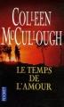 Couverture Le Temps de l'amour Editions Pocket 2006