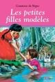Couverture Les petites filles modèles Editions Casterman 2003
