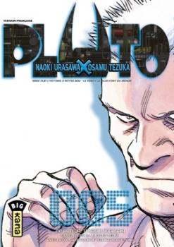 Couverture Pluto, tome 5