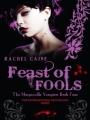 Couverture Vampire City, tome 04 : La fête des fous Editions Allison & Busby 2009