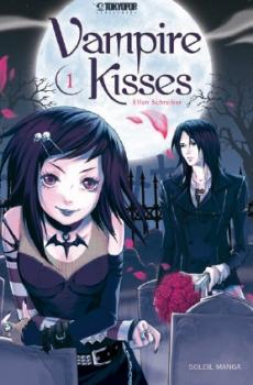 Couverture Vampire Kisses (Manga), tome 1