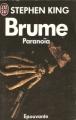 Couverture Brume, tome 1 : Paranoïa Editions J'ai Lu (Epouvante) 1992