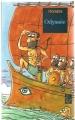 Couverture L'Odyssée, abrégée Editions Lire c'est partir 2008