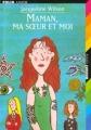 Couverture Maman, ma soeur et moi Editions Folio  (Junior) 2000