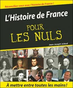 Couverture L'Histoire de France pour les Nuls
