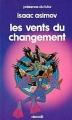 Couverture Les vents du changement Editions Denoël (Présence du futur) 1983