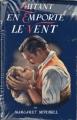 Couverture Autant en emporte le vent, intégrale Editions Gallimard  1939