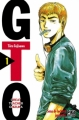 Couverture GTO, tome 01 Editions Pika 2001