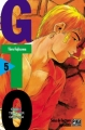 Couverture GTO, tome 05 Editions Pika 2001