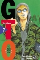 Couverture GTO, tome 07 Editions Pika 2001