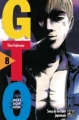 Couverture GTO, tome 08 Editions Pika 2001