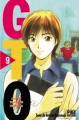 Couverture GTO, tome 09 Editions Pika 2001