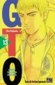 Couverture GTO, tome 13 Editions Pika 2002