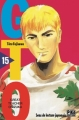 Couverture GTO, tome 15 Editions Pika 2002