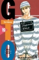 Couverture GTO, tome 19 Editions Pika 2002