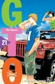 Couverture GTO, tome 21 Editions Pika 2002