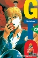 Couverture GTO, tome 23 Editions Pika 2003