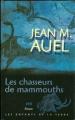 Couverture Les enfants de la terre, tome 3 : Les chasseurs de mammouths Editions France Loisirs 2002