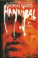 Couverture Hannibal Editions France Loisirs 2000
