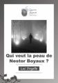 Couverture Qui veut la peau de Nestor Boyaux? Editions Laura Mare 2010