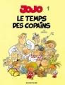 Couverture Jojo, tome 01 : Le temps des copains Editions Dupuis 1987