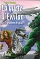 Couverture La Quête d'Ewilan, tome 2 : Les Frontières de glace Editions France Loisirs (Graffiti - Fantastique) 2006