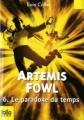 Couverture Artemis Fowl, tome 6 : Le Paradoxe du temps Editions Folio  (Junior) 2010