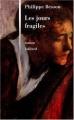 Couverture Les jours fragiles Editions Julliard 2004