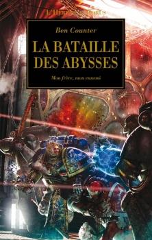 Couverture L'Hérésie d'Horus, tome 08 : La bataille des abysses
