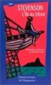 Couverture L'île au trésor Editions Flammarion (GF - Etonnants classiques) 1999