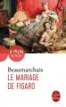 Couverture Le Mariage de Figaro Editions Le Livre de Poche (Théâtre de poche) 2015