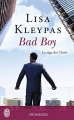 Couverture La saga des Travis, tome 2 : Bad boy Editions J'ai Lu 2015