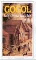 Couverture Les âmes mortes Editions Garnier Flammarion 1990