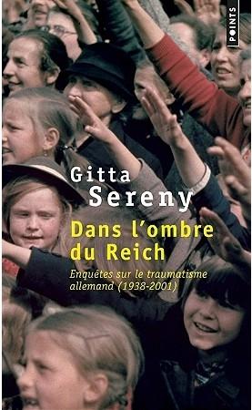 Couverture Dans l'ombre du Reich : Enquête sur un traumatisme allemand (1938-2001)