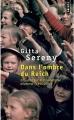 Couverture Dans l'ombre du Reich : Enquête sur un traumatisme allemand (1938-2001) Editions Points (Document) 2017