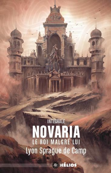 Couverture Novaria : Le roi malgré lui