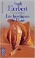 Couverture Le Cycle de Dune (7 tomes), tome 6 : Les Hérétiques de Dune Editions Pocket (Science-fiction) 2002
