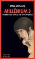 Couverture Millénium, tome 3 : La reine dans le palais des courants d'air Editions Actes Sud (Actes noirs) 2015