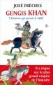 Couverture Gengis Khan, tome 1 : L'homme qui aimait le vent Editions France loisirs 2016