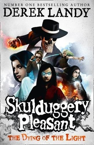 Couverture Skully Fourbery, tome 09