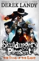 Couverture Skully Fourbery, tome 09 Editions HarperCollins 2017