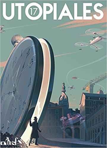 Couverture Utopiales 2017