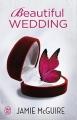 Couverture Beautiful, tome 2.5 : Beautiful wedding Editions J'ai Lu 2016
