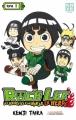 Couverture Rock Lee : Les péripéties d'un ninja en herbe, tome 1 Editions Kazé (Kids) 2012