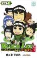 Couverture Rock Lee : Les péripéties d'un ninja en herbe, tome 2 Editions Kazé (Kids) 2013