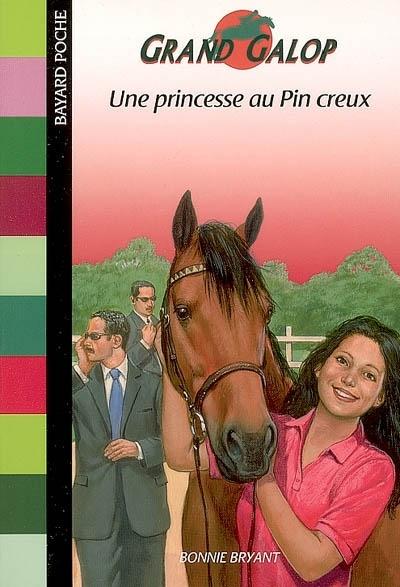 Couverture Une princesse au Pin Creux