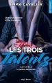 Couverture Les trois talents, tome 2 : Le gardien des secrets Editions Hugo & cie (Blanche - New romance) 2017